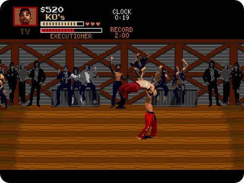 pitfi101 - Pit Fighter (Sega MegaDrive, 1990)